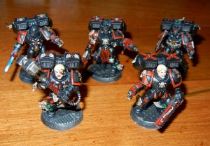 Blood Angels Death Company Complete 2