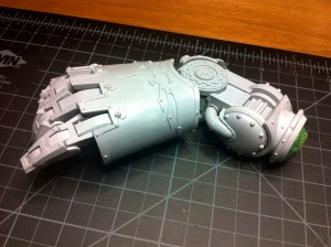 reaver titan power fist 3