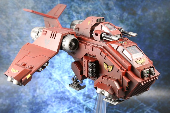 Blood Angels Stormraven