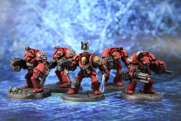 Blood Angels Terminators