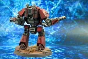 Forgeworld Contemptor Pattern Dreadnought - Blood Angels