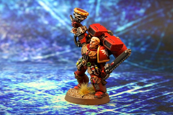 Blood Angels Brother Corbulo