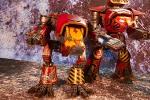 Forgeworld Warhound and ReaverTitan