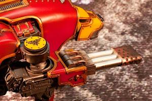 Forgeworld Warhound Titan Mars Pattern Inferno Cannon