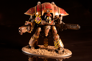 Knight Errant of house Taranis