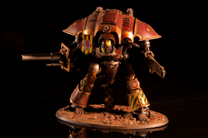 Knight Paladin of house Taranis