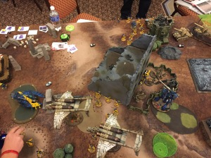 Las Vegas Friendlies Game 4 Astra Militarum Game 4 Valkyries
