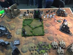 Astra Militarum vs. Necrons 4