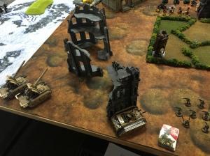 Astra Militarum vs. Necrons 2