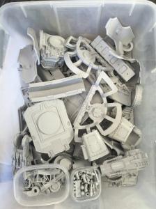 Warlord Titan Parts
