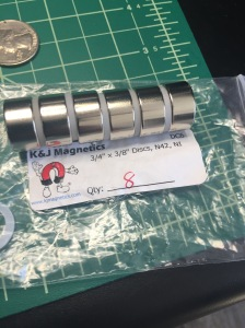 warlord titan magnets