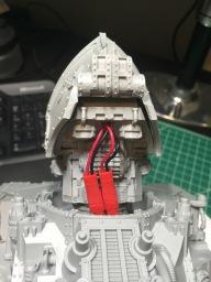 Warlord Titan Head LED Wiring 4