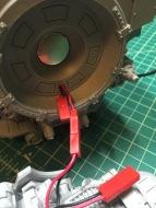 Warlord Titan Head LED Wiring 2