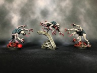 Genesteeler Space Hulk Models