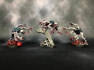 Genesteeler Space Hulk Models