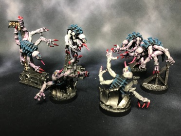 Gene Steeler Space Hulk Models
