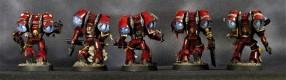Blood Angels Assault Marines 2 - Back